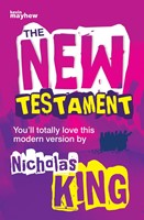 The New Testament Teenage Pink Cover (Paperback)