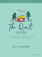 The Quest For Kids Bible Study Leader Guide