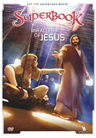 Superbook: Miracles Of Jesus DVD