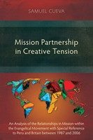 Mission Partnership in Creative Tension (Paperback)