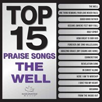 Top 15 Praise songs CD