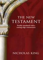 The New Testament Desk Edition (Paperback)