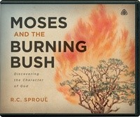 Moses and the Burning Bush CD