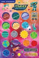 VBS 2019  Foil Stickers (Pkg of 140) (General Merchandise)