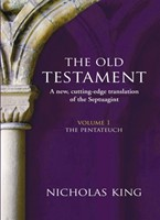 Old Testament Volume 1, The: The Pentateuch (Paperback)