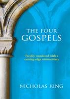 New Testament, The: The Four Gospels (Paperback)