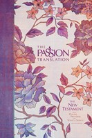 Passion Translation New Testament Bible, Peony