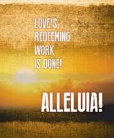 Alleluia! Easter Images Bulletin, Large (Pkg of 50) (Loose-leaf)