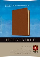 NLT Slimline Reference Bible
