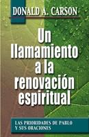 Llamamiento a la renovación Espiritual