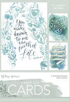 Path Of Life Boxed Greeting Cards