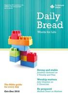 Daily Bread Oct-Dec 2018