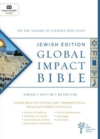 Global Impact Bible: Jewish Edition (Hard Cover)