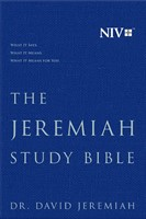 The NIV Jeremiah Study Bible (Cloth-Bound)