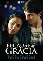 Because Of Grácia DVD
