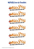 VBS 2019 Whooosh Iron-On Transfers (Pkg of 12) (Stickers)