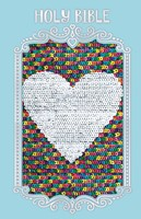 ICB Sparkle And Change Bible, Rainbow (Hard Cover)