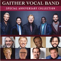 Gaither Vocal Band Special Anniversay Ed. CD