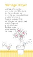 Marriage Prayer Prayer Cards