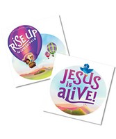Rise Up With Jesus Skin Decals (General Merchandise)