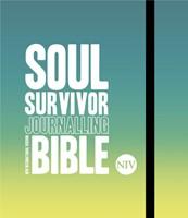 NIV Soul Survivor Youth Bible For Journalling