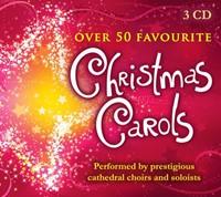 Over 50 Favourite Christmas Carols CD (CD-Audio)