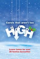 Carols That Aren't Too High CD (CD-Audio)
