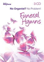 No Organist? No Problem! Funeral Hymns CD (CD-Audio)