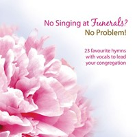 No Singing At Funerals? No Problem! CD (CD-Audio)