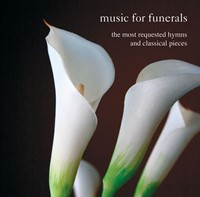 Music For Funerals CD (CD-Audio)