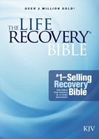 The KJV Life Recovery Bible (Hard Cover)
