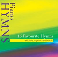 Piano Hymns CD (CD-Audio)