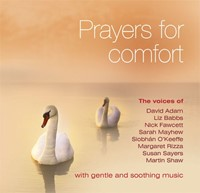 Prayers For Comfort CD (CD-Audio)