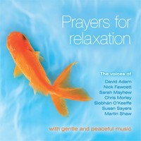 Prayers For Relaxation CD (CD-Audio)