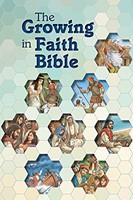 The Growing Faith Bible (Hard Cover)