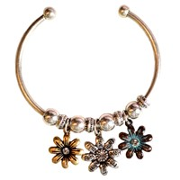 Faith Gear Flowers Women's Bracelet (General Merchandise)