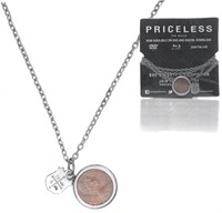 Priceless Coin Necklace