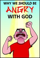 Tracts: Angry With God 50-Pack