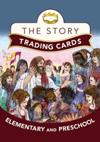 The Story Trading Cards: For Preschool (General Merchandise)