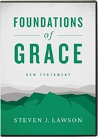 Foundations Of Grace: New Testament DVD