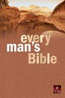 NLT Every Man'S Bible