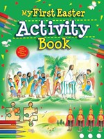 My First Easter Activity Book