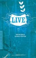 Live Youth Bible Catholic Edition (Paperback)