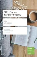 Lifebuilder: Study And Meditation