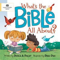 What's The Bible All About? (Board Book)