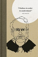 Augustine, Funny Theologian Journal (Hard Cover)