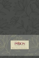 Passion Translation Bible Study Journal, Floral (Imitation Leather)