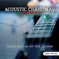 Acoustic Christmas, Volume 1 CD (CD-Audio)