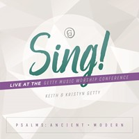 Sing! Live Worship From Getty Concert CD