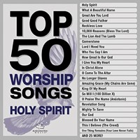 Top 50 Worship Songs CD